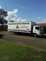 Swift Interstate Moving with Sydney Domain Furniture Removals