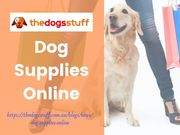 Dog Supplies Online | Dog Supplies Online