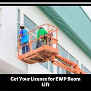 Get Your Licence For EWP Boom Lift