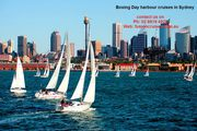 Relax With Boxing Day Boat Cruises Sydney Harbour