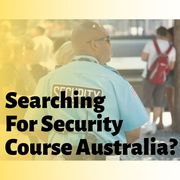 Searching For Security Course Australia