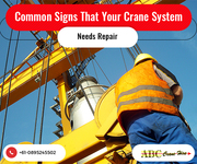 ABC Crane Hire: Your Reliable Local Crane Hire Company