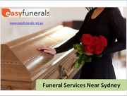 Funeral Services Near Sydney