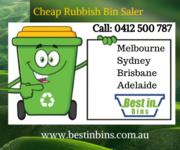 Waste Bin,  Rubbish Bin & Mini Skip Bin Sale Melbourne