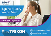 Unified office Phone System | Trikon