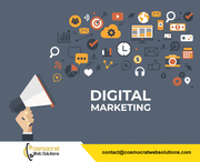 Digital Marketing Company in Australia - Cosmocratwebsolutions.com