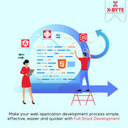 Top Rated Full Stack Web Development Service Provider in Australia