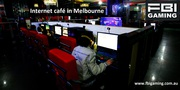 Cyber café in Melbourne | internet café in Melbourne-fbigaming