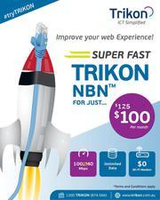 NBN Internet Providers | NBN Ready Phone Systems | Trikon