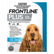 Frontline Plus for Medium Dogs : Fleas and Tick Treatment online
