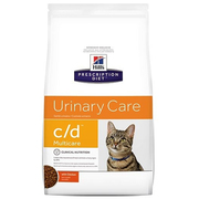 Hills Diet c/d Multicare Urinary Care Chicken Dry cat food