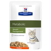 HILL'S PRESCRIPTION DIET METABOLIC WEIGHT MANAGEMENT CHICKEN CAT FOOD