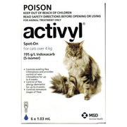 Buy Activyl for Cats Online at best price in Austral