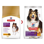 Buy Hills Science Diet Adult Sensitive Stomach & Skin Chicken Dry Dog