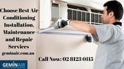 Hire Experts To Install Air Conditioning System