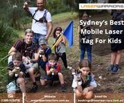 Sydney's Best Mobile Laser Tag For Kids