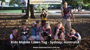 Kids Mobile Laser Tag - Sydney,  Australia