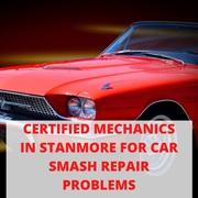 Certified Mechanics in Stanmore for Car Smash Repair Problems