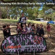 How To Efficiently Organise A Perfect Kids' Birthday Party
