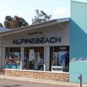 Alpine Beach