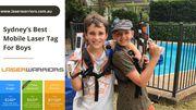 Sydney's Best Mobile Laser Tag For Boys