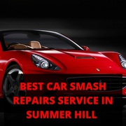 Best Car Smash Repairs Service in Summer Hill