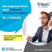 Trikon – Complete Business Telecommunication Solution