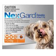 Nexgard: Flea and Tick Treatment for Pets