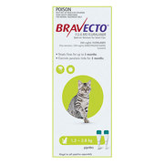 Bravecto Spot-On for Cats – Topical Flea and Tick Treatment