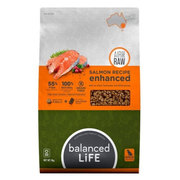 Buy Balanced Life Enhanced Dry Food with Salmon Pieces at best price A