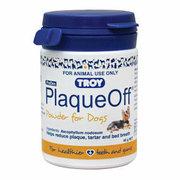 PLAQUEOFF – ORAL DENTAL POWDER FOR DOGS