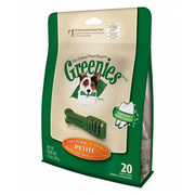 GREENIES DENTAL TREATS PETITE FOR DOGS 7-11 KG