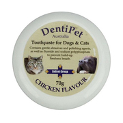 Dentipet 70gm Poultry Flavour for Cats and Dogs