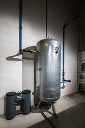 What Is A Compressed Air Receiver Tank | Promec Engineering