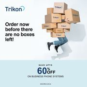 Small Business Phone Systems Sydney | Trikon Telecommunications
