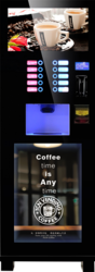 Affordable Coffee Vending Machines Perfect for Every Business | TCN Ve