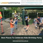 Best Places To Celebrate Kids Birthday Party Venue Syndey