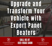 Upgrade and Transform Your Vehicle with Expert Panel Beaters