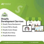 Shopify Development Company Services