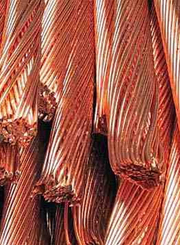 Scrap Copper (Metal) Brass Cable Prices Sydney,  Australia