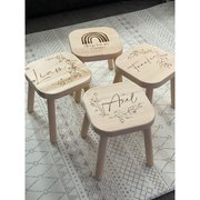 Buy Kids Wooden Stool – Jimi Keepsakes