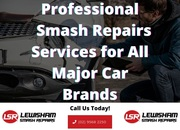 Professional Smash Repairs Services for All Major Car Brands