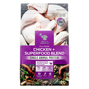 Buy Branded Billy & Margot Adult Morsels in gravy Chicken with Superfo