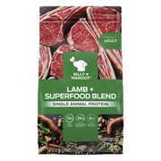Buy Branded Billy & Margot Adult Lamb and Superfood|Dog Food|Online at