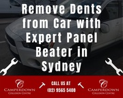Remove Dents from Car with Expert Panel Beater in Sydney