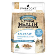 Buy Branded Ivory Coat Cat Adult Grain Free Chicken and Ocean Fish in