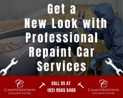 Get a New Look with Professional Repaint Car Services