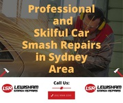 Professional and Skilful Car Smash Repairs in Sydney Area