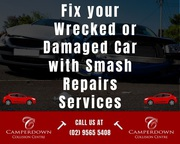 Fix your Wrecked or Damaged Car with Smash Repairs Services