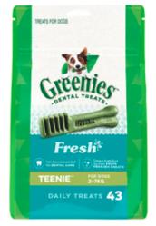 Buy Greenies Fresh Teenie for Dogs| Dog Food|Online at Best Price